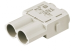 Han 70 A module male insert, crimp, 6 - 25 mm²