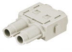 Han 70 A module female insert, crimp, 6 - 25 mm²