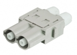 Han HV single modul female insert, 0,14 - 4 mm², crimp