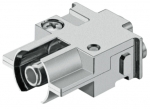Han PE-module male, crimp, 25 mm²