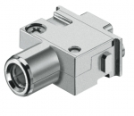 Han PE-module female, crimp, 16 mm²