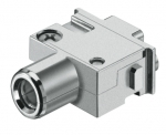 Han PE-module female, crimp, 25 mm²