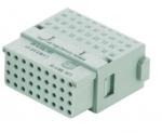 Han Full High Density modul female insert, 0,09-0,52mm², crimp