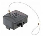 Han-Eco 6B Abdeckkappe für Anbau-, Sockel- und Kupplungsgehäuse, mit Befestigungsschnur