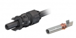 Solar-cable coupler MC4-Evo2, female (10 mm²)