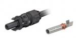 Solar-cable coupler MC4-Eco2, female (10mm²)