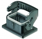 Han-Eco B 6B Bulkhead mounted housing, outdoor