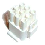 Universal MATE-N-LOK Steckergehäuse 9-polig
