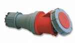 CEE Kupplung 5-polig 63A/400V 6h 50/60Hz
