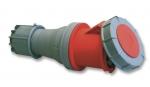 CEE Kupplung 5-polig 125A/400V 6h 50/60Hz