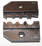 PEW12 Die Set for uninsulated terminals