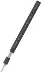 Solarkabel 6,0mm² 1-polig schwarz