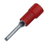 PVC-isolierter Stiftkabelschuh 8-1 - 100er VE