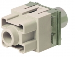 Han 200A PE module, female, 25 - 40 mm²
