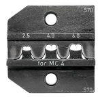 Die-set for MC 4, 2,5 - 6,0mm²