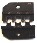 Die-set for MC 4; 4.0-10.0mm²