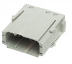 Han EE modul male insert, 0,14-4mm², crimp
