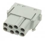 Han EE modul female insert, 0,14-4mm², crimp