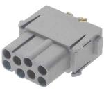 Han EE modul female, 0,5-2,5mm², quick lock