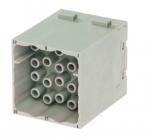 Han EEE modul male, 0,14-4mm², crimp