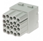 Han EEE modul female insert, 0,14-4mm², crimp