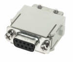 Han D-Sub modul female insert, 0,08 - 0,52 mm², crimp