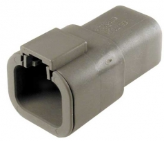 DEUTSCH Receptacle Housing 4-pole DTP-Series
