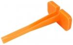 Ausdrückwerkzeug für Size 12 Kontakte orange