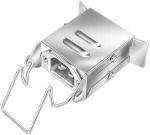 Gerätestecker Anbaukasten mit Sicherheitsbügel / C22
