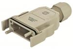 HAN-Modular ECO Tüllengehäuse IP65 ohne PE