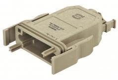 HAN-Modular ECO Tüllengehäuse IP20 mit PE