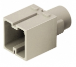Han 200 A module, male, crimp, 25 - 70 mm²