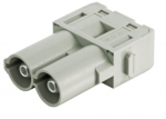 Han 70 A module, male, axial screw, 14 - 22 mm²
