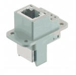 Han Q Data RJ45 female insert, 0,13 - 0,52 mm²