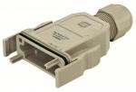 HAN-Modular ECO Tüllengehäuse IP65 mit PE