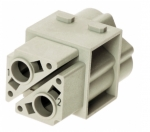 Han 100 A module, female, crimp, 10 - 35 mm²