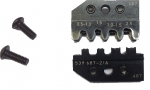 Ergocrimp Die Set Junior and Standard Timer Contacts