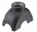 Han-Yellock 60 shell, top entry, push button, 1xM40