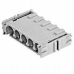 Han-Yellock modul, crimp termination, grey