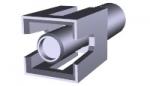 UMNL Aufnahmegehäuse 1-polig