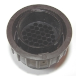 AMP CPC plug housing 37 poles male contacts