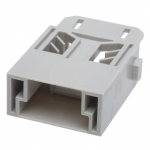 Han RJ45 Module for Patch Cords