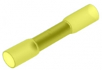 Heat-Shrink-Butt-Connector yellow, 4.0 - 6.0 mm²