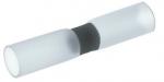 Lötverbinder mit Schrumpfschlauchisolation weiß, 0,1-0,5mm²