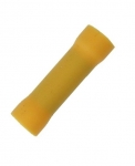 Butt Splices yellow, 4.0 - 6.0mm²