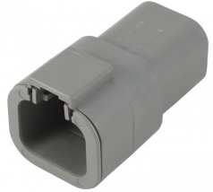 DEUTSCH Receptacle Housing 4-pole DTP-Series, E-seal