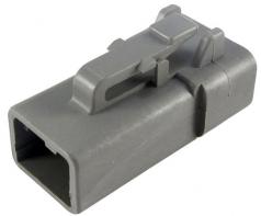 DEUTSCH Buchsengehäuse 2-polig DTP-Serie, E-seal