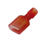 Fully insulated Tab Contact 6.3 x 0.8-1
