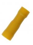 Bullet Female 5mm yellow