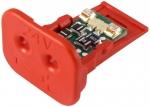 Wedgelock for DT06-2S-SDT-CE27; 24VDC